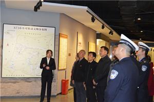 玉门市博物馆成为党员活动的主要阵地