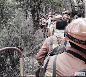 致敬英雄!寻乌籍消防员在凉山救火中不幸壮烈牺牲・・・30名凉山牺牲人员