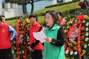 【004】2019年4月5日清明节大青山扫墓活动