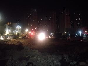 广安区综合执法局精准发力开展夜间综合执法全面提升夜间市容环境品质