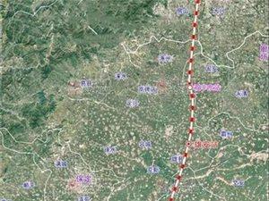 临清东站,京雄商高铁路线走向图(卫星地图版)!