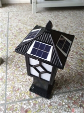 化州太阳能投光灯庭院灯户外灯批发零售照明