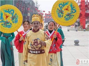 """驻马店中国最大的店,这里再现历史盛景,原来是""""皇家驿站"""""""