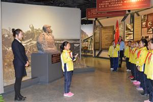 玉门市博物馆开展清明主题社教活动