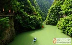 周末景区休闲一日游之最美峡谷五道峡(4月13日)