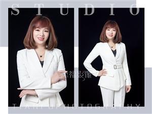 福州王庄照相馆个人形象照、美业形象照、商务形象照、公司团队照拍摄