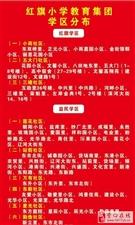 2019营口中小学学区划分一览表!请转发!请收藏!