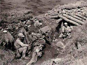 红色特刊征文:会造火药的老兵