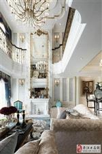 看看什么是高贵典雅 法风独栋别墅 土豪必备