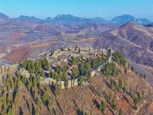 河南汝州:古村落大峪青山后村素描