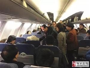 """国航班机""""空中营救""""!乘客突发急病,三位医生正好同机……"""