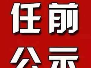 宿州埇桥发布干部选拔任用公告