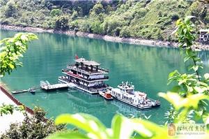 重庆唯一一座历史文化丰厚的古镇――龚滩古镇