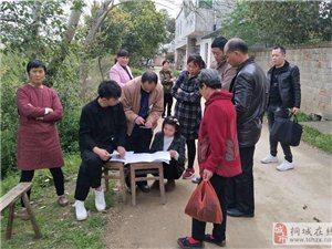 孔城镇 内外聚力 推进引江济淮项目区拆迁
