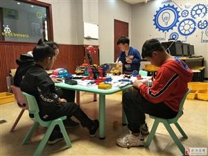 凤凰机器人(合江)创客中心,以创新教育模式入驻合江