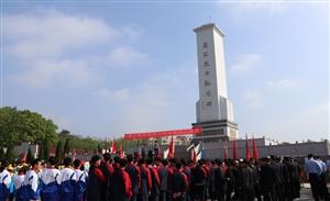 望江开展纪念渡江战役胜利70周年主题教育活动
