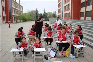 合阳教育: 让学生综合素质在多彩的活动中得到提升