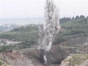 荆门集中销毁一批炮弹、炸药、雷管...