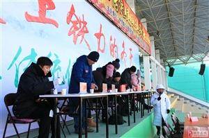 """爱上铁力的冬天""""东北传统健身秧歌""""图片集锦"""