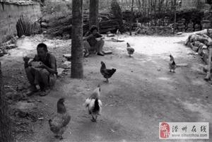 一组河南农村吃饭老照片,刷爆了滑县人的朋友圈
