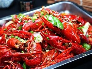 小龙虾+烧烤C位出道!
