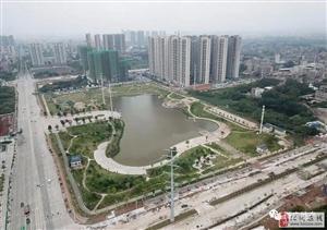 """出则繁华,入则宁静,在城市被公园环绕,这些楼盘有点""""绿"""""""