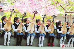 春天和谐的旋律!!