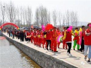 """莱阳市首座""""慈善桥""""建成竣工!位于山前店镇北薛格庄村"""