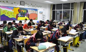 期中考试临近,班级群被这段话刷屏了!与老师、家长和学生共勉