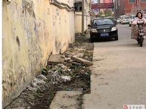 太臭了,金沙平台网址这条街道污水横流,附近居民怨声载道!