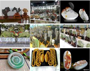 金沙国际网上娱乐官网市六届奇石文化旅游美食节即将震撼来袭!尽享大自然的鬼斧神工