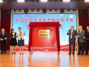 �V�|�t科大�W梅州�R床�t�W院在梅州市人民�t院正式揭牌