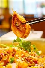 头条丨欢乐金街的虾和鸡在一起后,是啥神仙味道