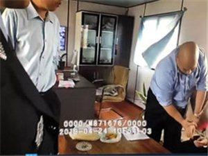 无棣法院到博兴集中执行行动,出动10名干警,拘传5人,一老赖玩起男式耍泼!附现场照片……