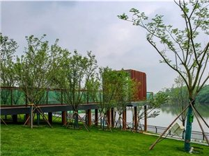 经数月修建,红玺公园将重新开放,这些变化让人心动......