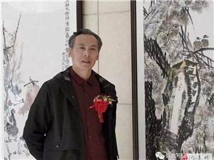 【巴彦网】赏析家乡画家-尹晓彦:冰雪世界美如画