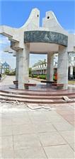 滁州市人民广场――建筑改造三四个干了六月,什么时候能改造好?
