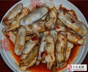 舌尖美食――-海鲜大餐