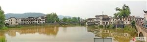 五一休闲游:宏村