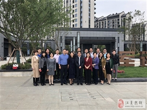 杭州市疾控中心到访我区开展交流工作