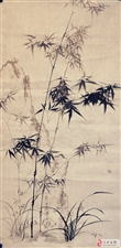����竹