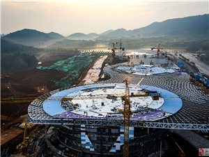江夏军运项目建设