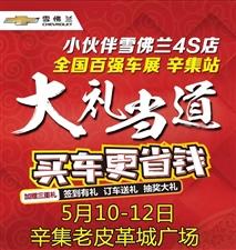 2019全国百强车展—辛集站!