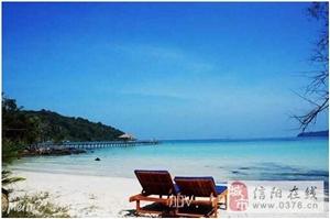 世界上那么多美景,唯一不能错过柬埔寨的西港
