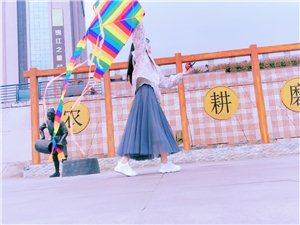 【封面人物】第726期:苏苏 (第21位为来龙乡代言)