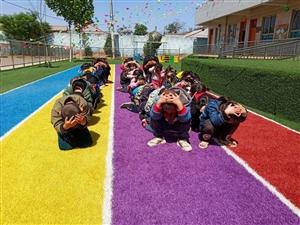 地震来了我不怕――同家庄新堡幼儿园组织幼儿进行防震减灾演练