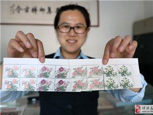 中国邮政发行《芍药》特种邮票