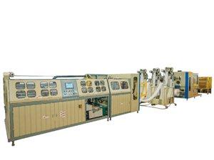 床垫加工厂必备设备――全自动袋装弹簧粘胶机