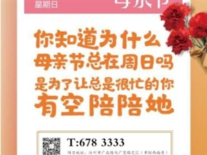 【绿洲・望嵩文化广场】母亲节