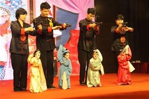 合阳县组团参加第四届丝博会,专场签约揽金91.96亿元
